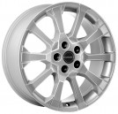 7x17/5x112 ET47 D57,1 X10 Racing Black